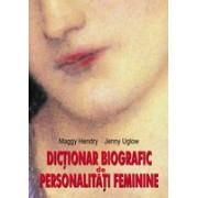 Dictionar Biografic de Personalitati Feminine