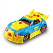CifToys Take Apart Toy Racing Car Kit for Kids –Fun & Educational Take-A-Part Race Car Set