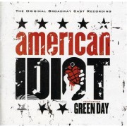 Video Delta Green Day - American Idiot: The Original Broadway Cast Recordi - CD