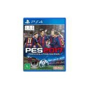 PES 2017 - Pro Evolution Soccer - PS4