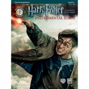 Alfred Music Harry Potter - Piano Acc. Instrumental Solos, Book/CD