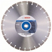 Диск диамантен за рязане Standard for Stone, 400 x 20/25,40 x 3,2 x 10 mm, 1 бр./оп., 2608602604, BOSCH