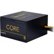 CHF BBS-600S Chieftec ATX PSU Core series BBS-600S 12cm fan 600W 80 PLUS® Gold Active PFC