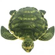 TAGLN Lifelike Giant Plush Toys Tortoise Pillow Large Realistic Stuffed Animals Green Sea Turtle 28 Inch