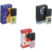 Skyedventures Set of 3 ILU-Kabra Black-Younge Heart Red Perfume