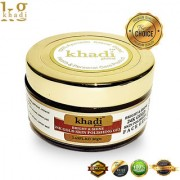 Khadi Global Bright Shine 24K Gold Skin Polishing Gel Extremely Effective For Smooth Shiny Hydrated Skin 50gm