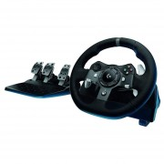 Volante Logitech Driving Force G920 Xbox One / Pc