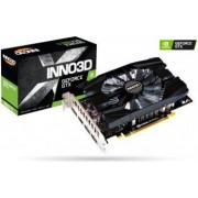 Placa video INNO3D GeForce GTX 1660 Ti Compact 6GB GDDR6 192-bit