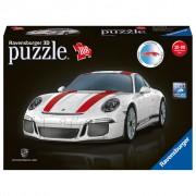 Diversen Ravensburger 3D Puzzel Porsche 911 108 Stukjes