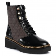 Боти MICHAEL MICHAEL KORS - Haskell Bootie 40F0HSFE5L Blk/Brown