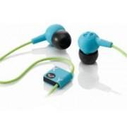 JBL Auricular Con Microfono Jbl Reference 250 - Azul-Verde