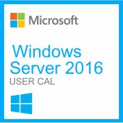 MICROSOFT Windows Server 2016 User Cal 20 Users Cal