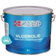 Scano Vloerolie - Kleurloos - 10 l