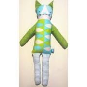 Jucarie Textila Print Doll 36 cm UG-AF02