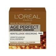 L'Oreal Age Perfect Intensief Voedende Dagcreme-Manuka Honing- 50 ml