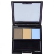 Shiseido Eyes Luminizing Satin trío de sombras de ojos tono GD 804 Opera 3 g