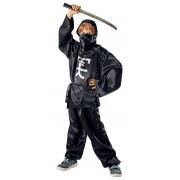 Kostým NINJA čierny