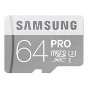 Samsung Karta pamięci SAMSUNG MB-MG64EA/EU 64 GB MicroSDXC PRO