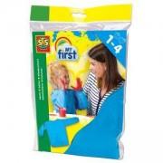 Детска предпазна престилка за рисуване, 1 - 4г., SES, 080890