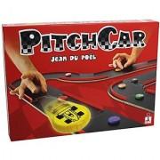 PitchCar Complete Race Car Dexterity Game Includes 8 Disc Cars & 16 Circuit Pieces Multicolor Ages 6+ 2-8 Players