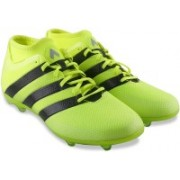 ADIDAS ACE 16.2 PRIMEMESH FG/AG Football Shoes For Men(Green)