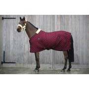 Kentucky Horsewear Kentucky Staldeken 400grs - bordeaux - Size: 6.3/190