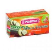 Plasmon (heinz italia spa) Omo Pl.Piselli Zucchine 2x80g