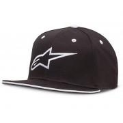 Alpinestars Ageless Flat Hat Cap Svart Vit S M