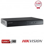 DVR HDTVI CU 8 CANALE VIDEO HIKVISION DS-7208HQHI-F1/N TURBOHD 3.0