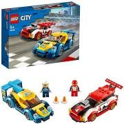 LEGO City Nitro Wheels 60256 Versenyautók