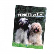 "Artemis Livre ""Terrier du Tibet"" Collection Pet Book"