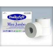 Bulky Soft Premium Тоалетна хартия мини джъмбо