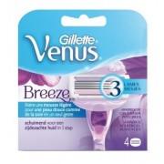 Gillette Venus Breeze scheermesjes 4 pack