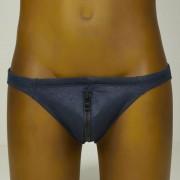 Frederiqua de Silk KA Chained Zipper Brief Underwear