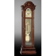 Značkové dřevěné podlahové hodiny Kieninger 0117-82-02