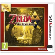 Nintendo THE LEGEND OF ZELDA - A Link Between Worlds SELECT - 3DS