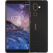 Telemóvel Nokia 7 Plus 4G 64GB Dual-SIM black/copper