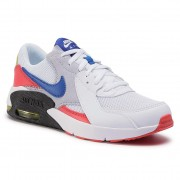 Обувки NIKE - Air Max Excee (Gs) CD6894 101 White/Hyper Blue/Bright Cactus