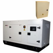 Generator De Curent Insonorizat Senci, Scde 34Ys-Ats, Putere Max. 34 Kva, 400V, Avr, Motor Diesel