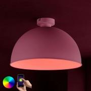LED ceiling light Bowl WiFi 41cm white
