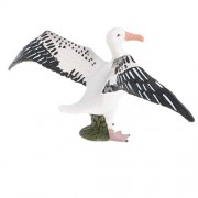 Phenovo Wild/Farm Animal Models Toy - Simulation Seagull Bird Model Animals Action Figure Kids Educational Learning Nature Playset Toys