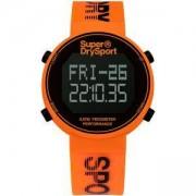 Унисекс часовник Superdry Digi Pedometer SYG203O