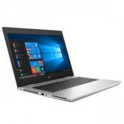 Лаптоп HP ProBook 640 G4, Core i5-8250U(1.6Ghz, up to 3.4GH/6MB/4C), 14' FHD UWVA AG + WebCam, 8GB 2400Mhz 1DIMM, 256GB PCIe SSD, 3ZG57EA
