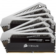 Corsair DOMINATOR Platinum Series 64GB (8 X 8GB) DDR4 DRAM 2400MHz C14 Memory Kit For DDR4 Systems (CMD64GX4M8A2400C14)