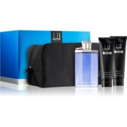 Dunhill Desire Blue lote de regalo V. eau de toilette 100 ml + gel de ducha 90 ml + bálsamo after shave 90 ml + bolsa para cosméticos