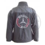 Mercedes polár dzseki XXL