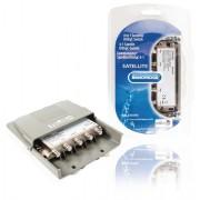 Diseqc switch 4 1 950 2300 mhz