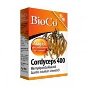 BioCo Cordyceps 400 hernyógomba kivonat tabletta 90db