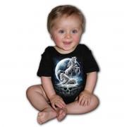 body dětské SPIRAL - BABY UNICORN - F044K002