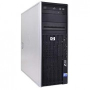 HP Z400 Workstation - Xeon W3565 - Nvidia Quadro - 8GB - 120GB SSD + 2000GB HDD - HDMI